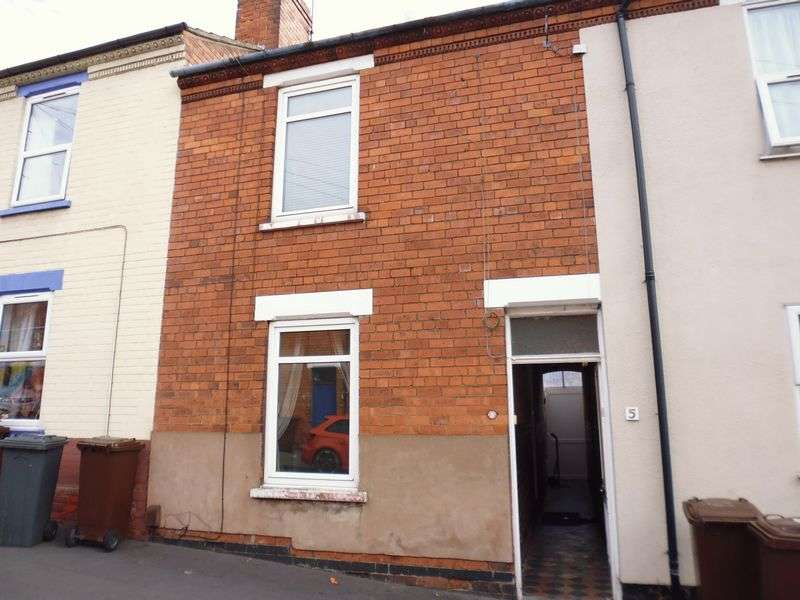 2 Bedrooms Terraced House for sale in Hartley Street, Lincoln