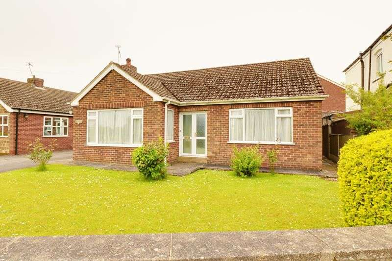 2 Bedrooms Detached Bungalow for sale in Scawby Road, Scawby Brook