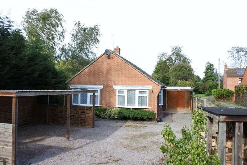 3 Bedrooms Detached Bungalow for sale in High Street, Bottesford