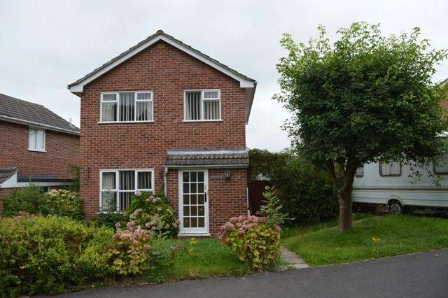 3 Bedrooms Detached House for sale in Midhaven Rise, Worle, Weston-Super-Mare