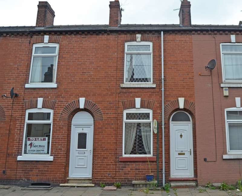 2 Bedrooms Terraced House for sale in Clement Street, Wakefield