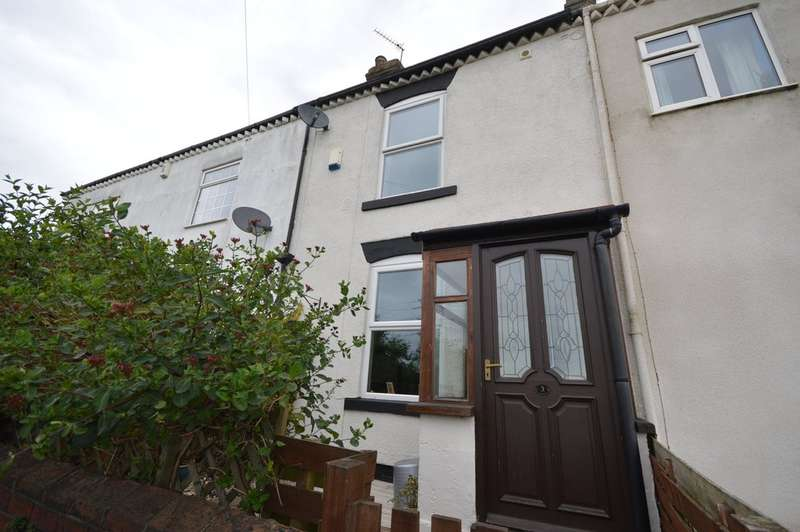 2 Bedrooms Terraced House for sale in Bottom Boat Road, Stanley, Wakefield, WF3 4AR