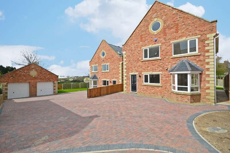 5 Bedrooms Detached House for sale in Benwood View, Crofton, Wakefield