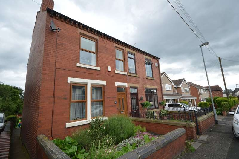 3 Bedrooms Semi Detached House for sale in Lingwell Nook Lane, Lofthouse Gate, Wakefield