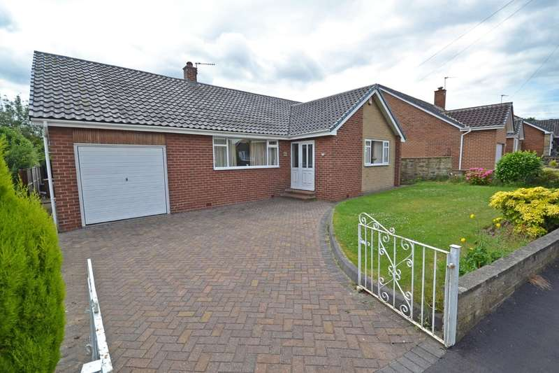 3 Bedrooms Detached Bungalow for sale in Pledwick Crescent, Sandal, Wakefield