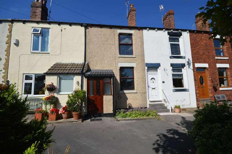 2 Bedrooms Terraced House for sale in Ash Street, Stanley, Wakefield