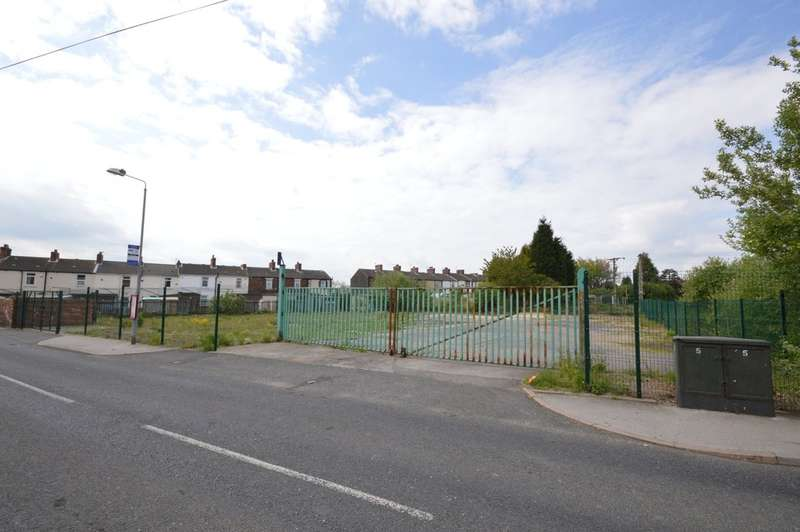 Land Commercial for sale in Crossley Street, Chapel Court, New Sharlston (Asking Price is Plus VAT)