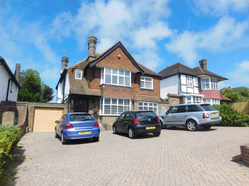 4 Bedrooms Detached House for sale in Stanford Close, Hove