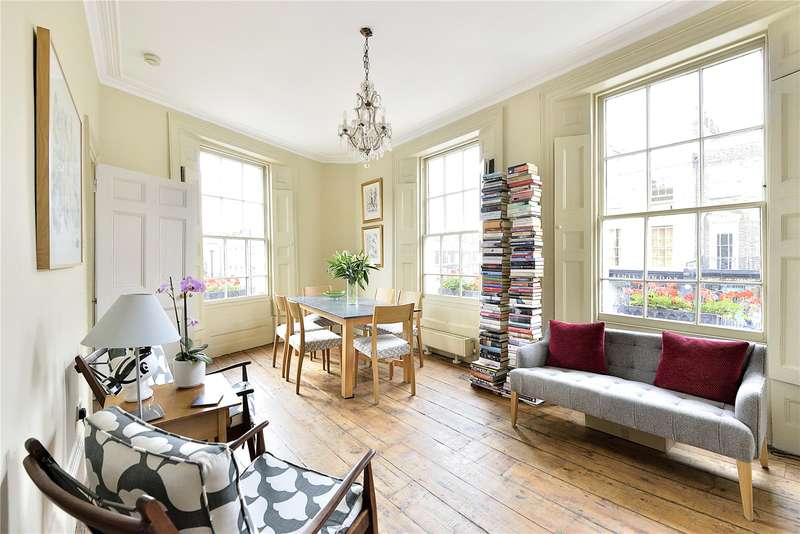 2 Bedrooms Flat for sale in Amwell Street, London, EC1R