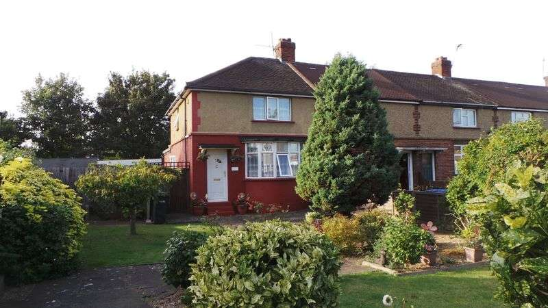 2 Bedrooms Terraced House for sale in St Edmunds Road, Edmonton, N9