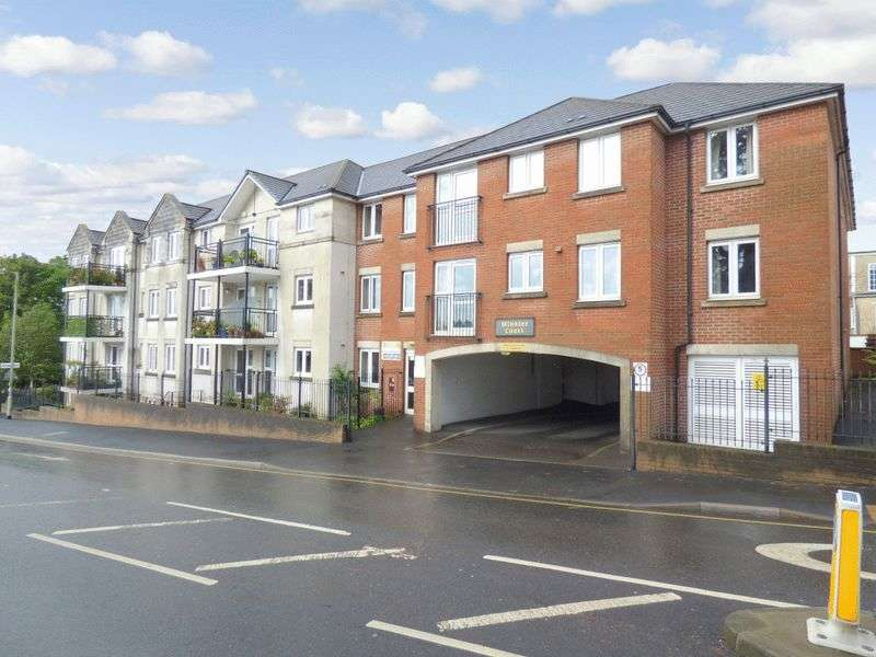 1 Bedroom Retirement Property for sale in Minster Court, Axminster, EX13 5PL