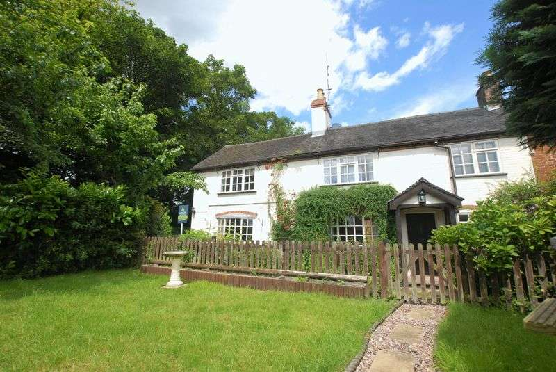 3 Bedrooms Cottage House for sale in Cook Lane, Doveridge