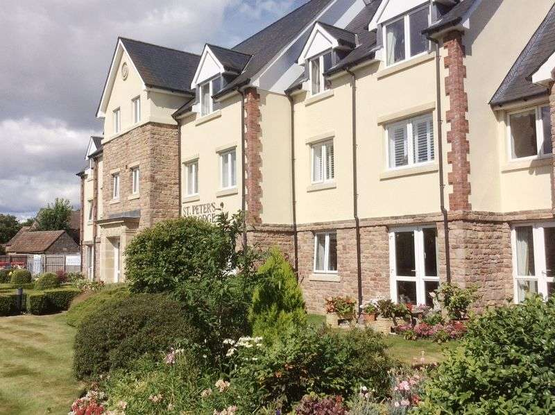 1 Bedroom Retirement Property for sale in Portishead, Bristol, St Peter's Lodge