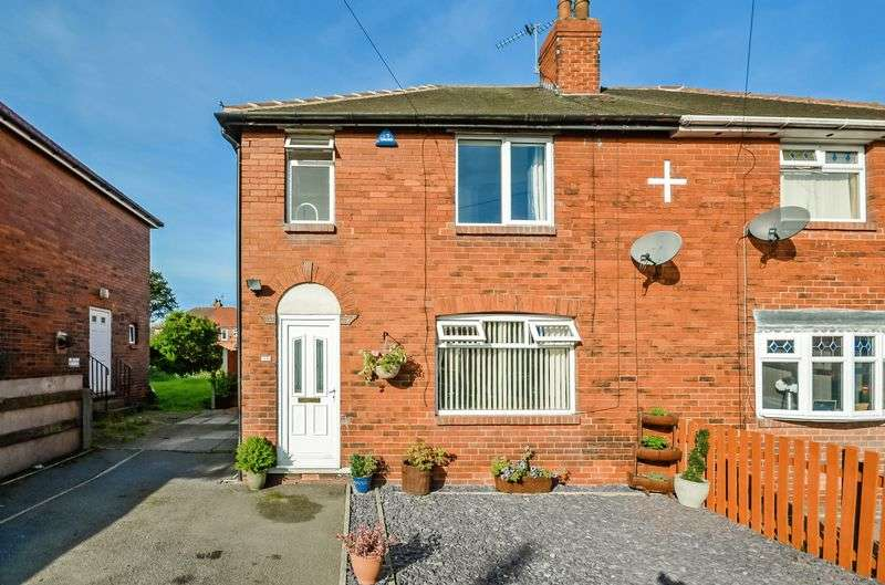 3 Bedrooms Semi Detached House for sale in The Grove, East Ardsley, Wakefield, WF3