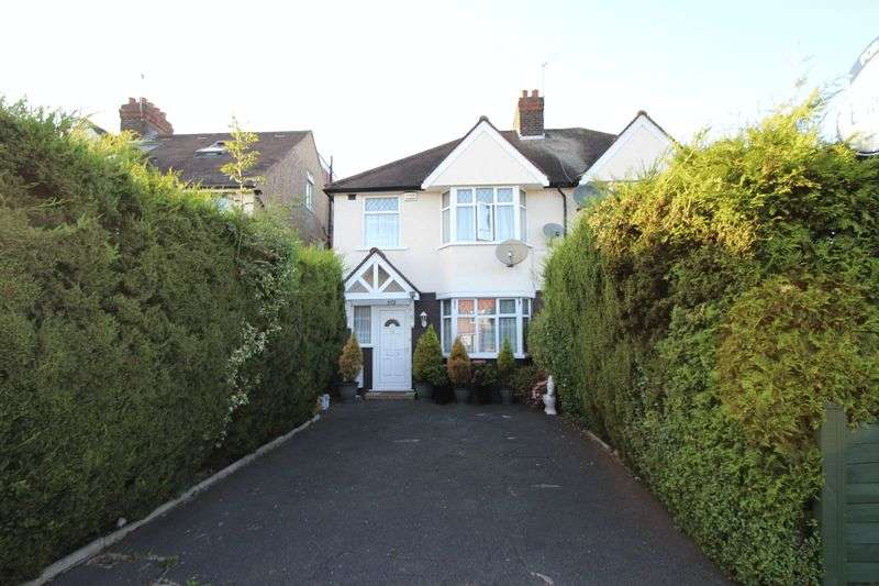 3 Bedrooms Semi Detached House for sale in Eastcote Lane, Harrow