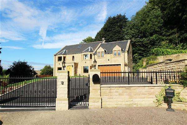 6 Bedrooms Detached House for sale in Washer Lane, Pye Nest, Halifax
