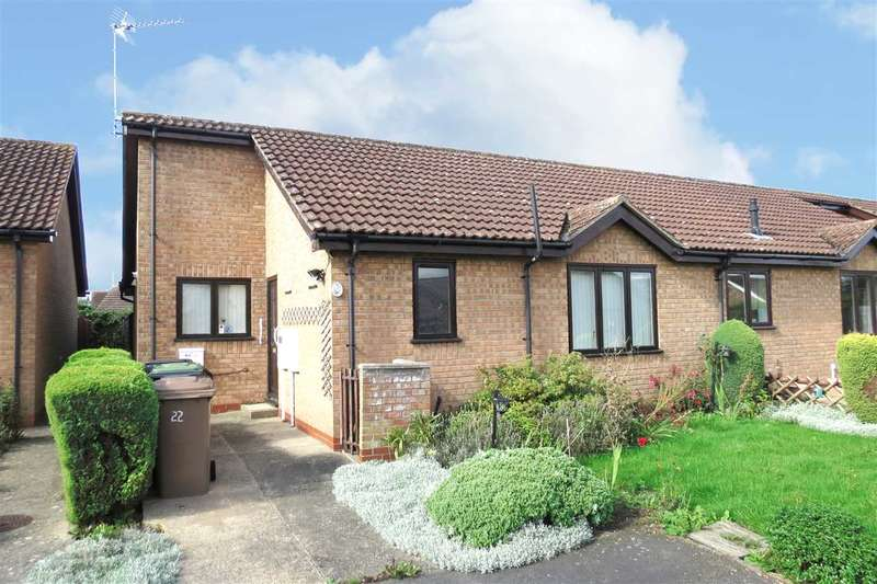 2 Bedrooms Bungalow for sale in Osborn Way, Heckington