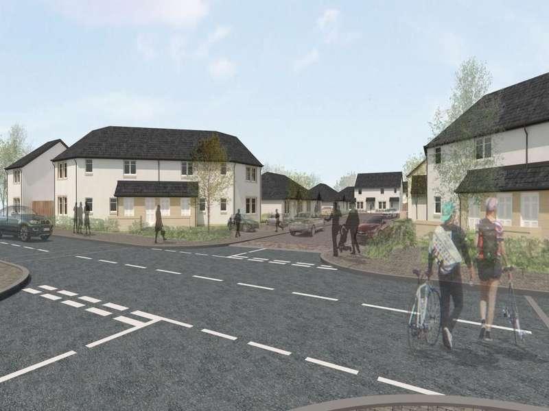 2 Bedrooms Flat for sale in Brodie Road, Dunbar, EH42