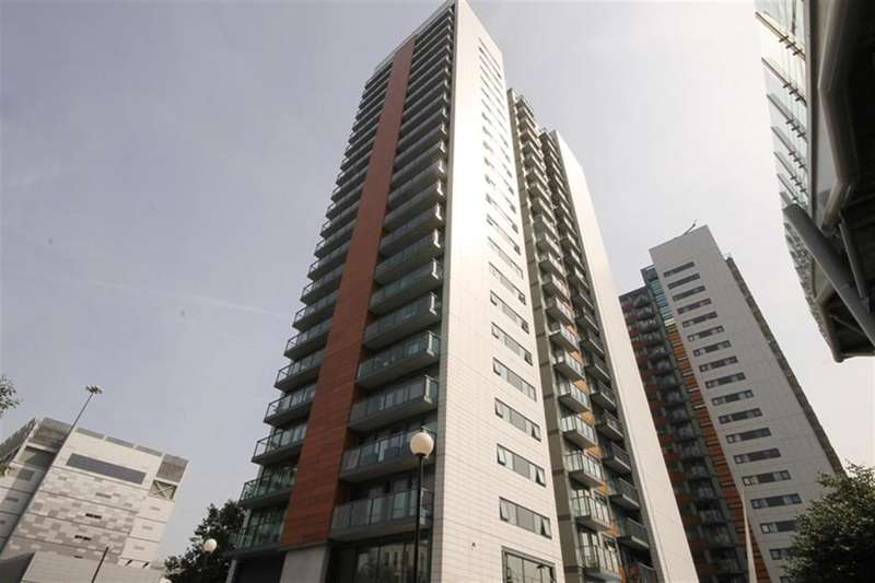 2 Bedrooms Apartment Flat for sale in Proton Tower, London E14