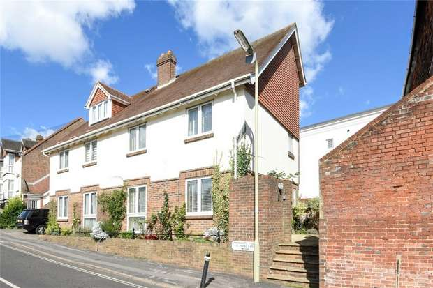 3 Bedrooms End Of Terrace House for sale in St Cross, Winchester, Hampshire