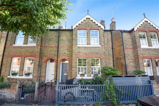4 Bedrooms Semi Detached House for sale in Broadway Avenue, St Margarets, Twickenham