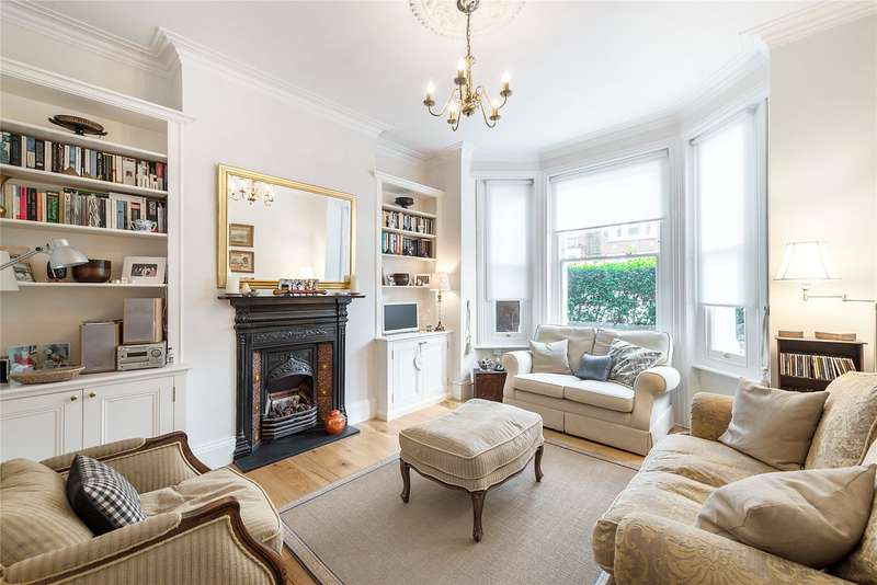 3 Bedrooms Flat for sale in Latchmere Road, London, SW11