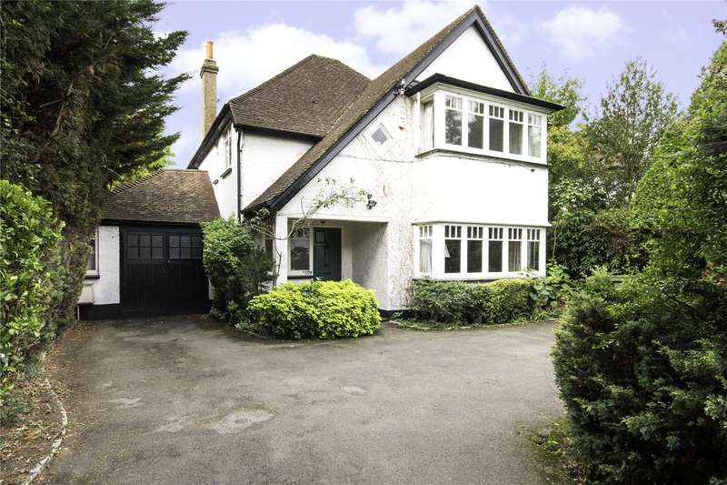 4 Bedrooms House for sale in Ember Lane, East Molesey, Surrey, KT8