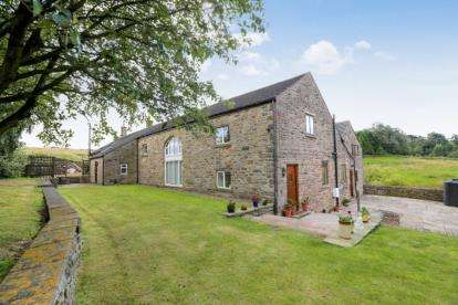 5 Bedrooms Detached House for sale in New Mills, High Peak, Derbyshire