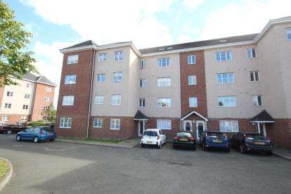 2 Bedrooms Flat for sale in Robertsons Gait, Paisley, Renfrewshire