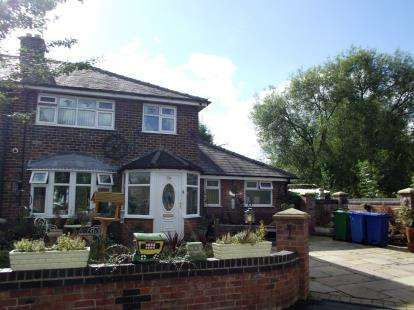 3 Bedrooms End Of Terrace House for sale in Lewis Avenue, Dallam, Warrington, Cheshire, WA5