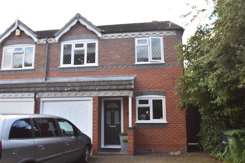 3 Bedrooms Property for sale in Bamburgh Crescent, Worcester