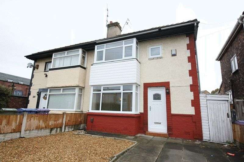 2 Bedrooms Semi Detached House for sale in Horrocks Avenue, Garston, Liverpool, L19