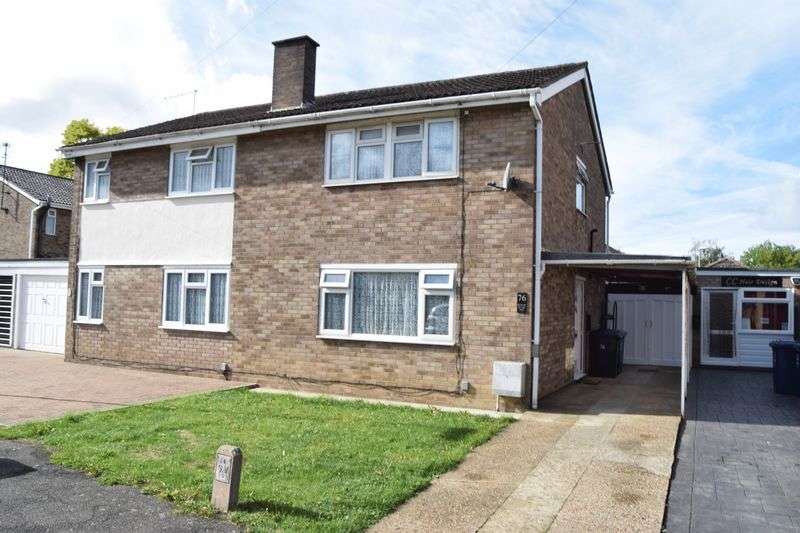 3 Bedrooms Semi Detached House for sale in Eynesbury, Cambridgeshire