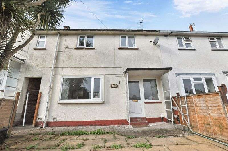 3 Bedrooms Terraced House for sale in Raleigh Avenue, Torquay