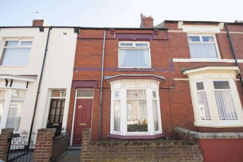 2 Bedrooms Terraced House for sale in Milton Road, Hartlepool, TS26 8DX