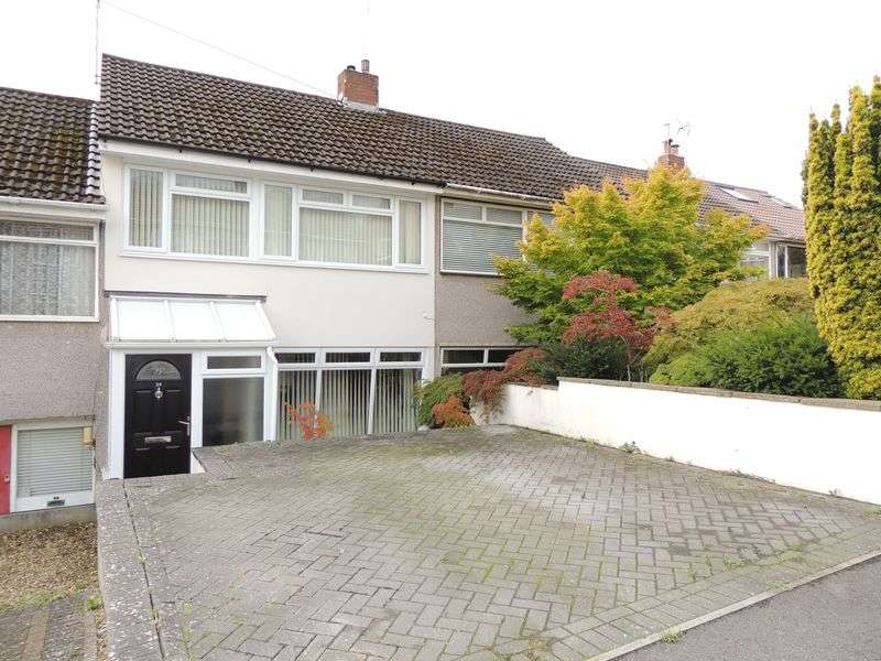 3 Bedrooms Terraced House for sale in Ashley, Kingswood, Bristol