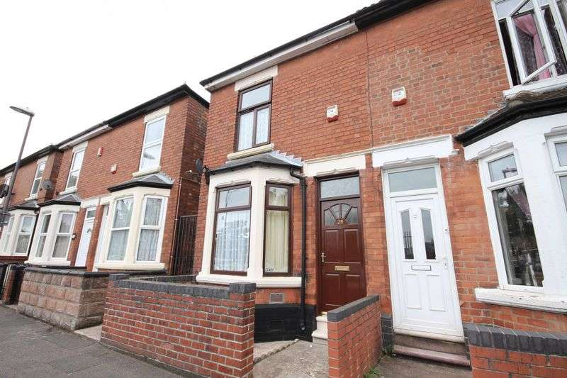 3 Bedrooms House for sale in BELVOIR STREET, DERBY