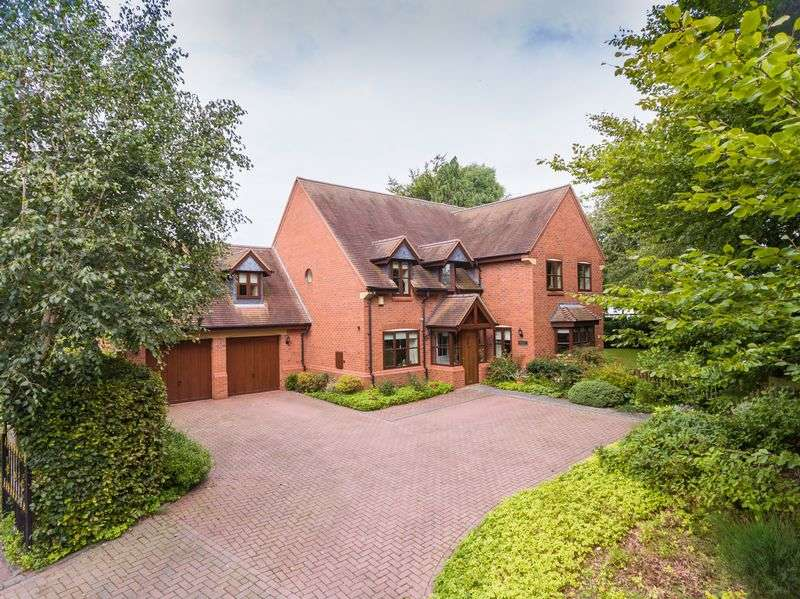6 Bedrooms Detached House for sale in Bargate Lane, Brewood