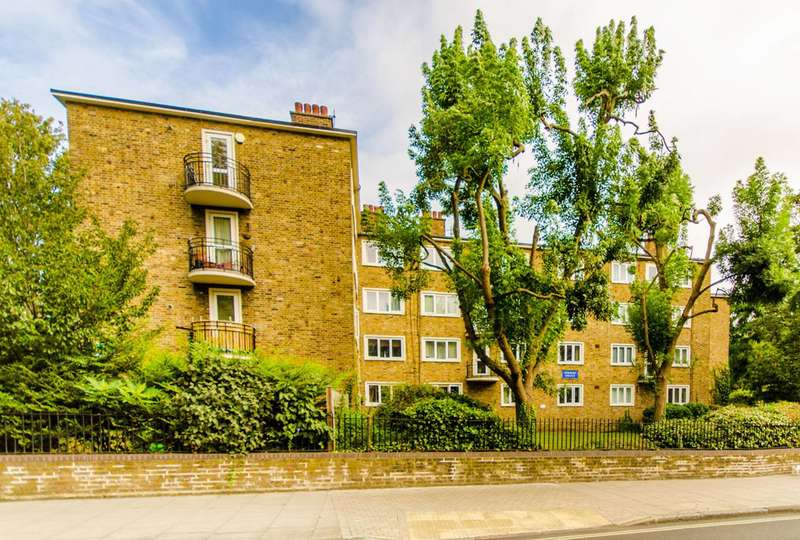 2 Bedrooms Maisonette Flat for sale in Canonbury Road, Islington, N1