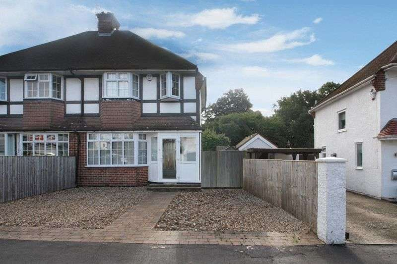 3 Bedrooms Semi Detached House for sale in High Wycombe