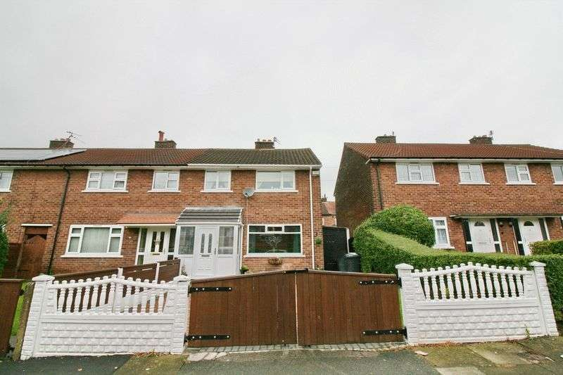 3 Bedrooms Semi Detached House for sale in Marsh Road, Little Hulton Manchester