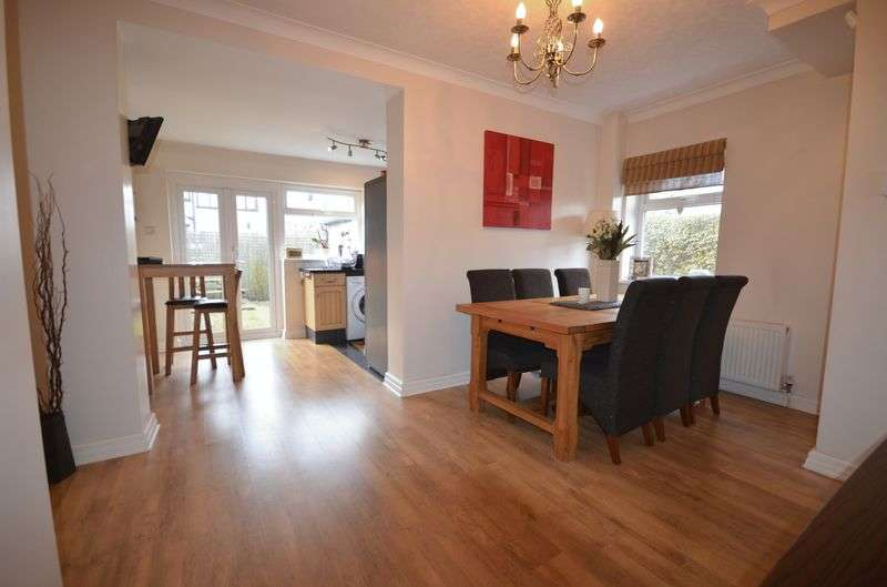 2 Bedrooms Semi Detached House for sale in 21 Coniston Avenue, Thornton-Cleveleys Lancs FY5 4AQ