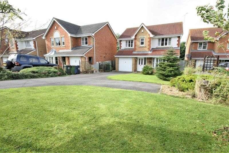 4 Bedrooms Detached House for sale in Castle Grange, Skelton Green