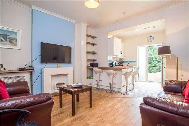 2 Bedrooms Flat for sale in Sherwood Park Road, SUTTON, Surrey, SM1 2SQ
