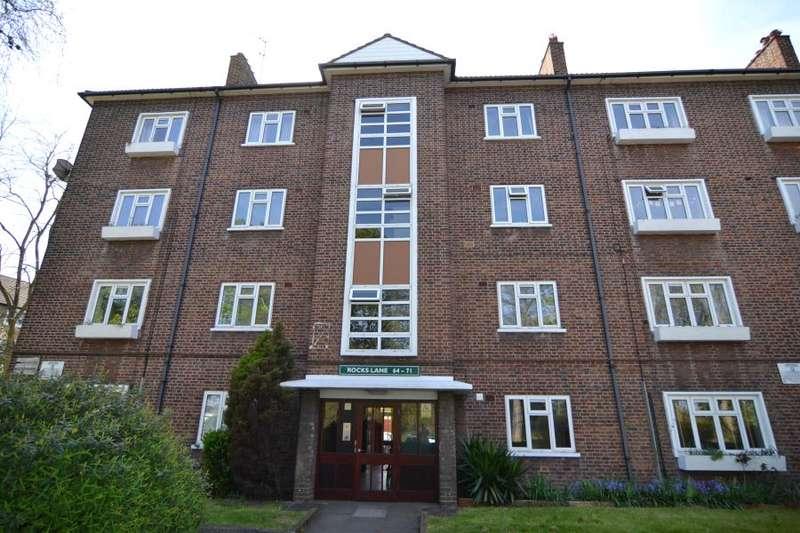 2 Bedrooms Apartment Flat for sale in Rocks Lane, Barnes, SW13