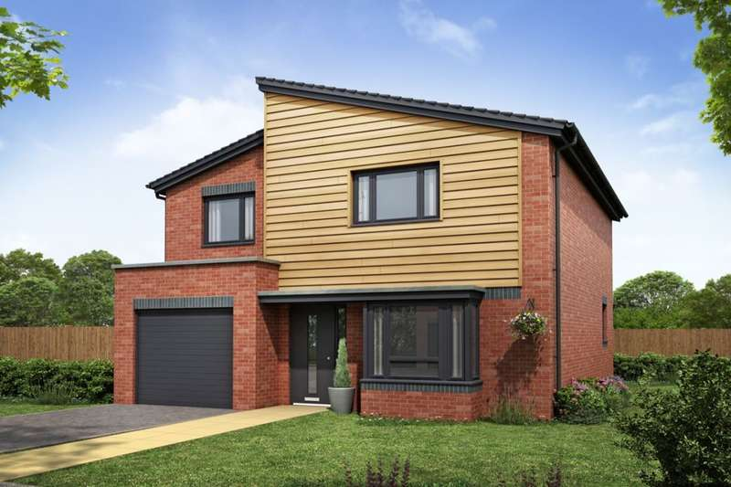 4 Bedrooms Detached House for sale in Corona Avenue, Balby, Doncaster, DN4