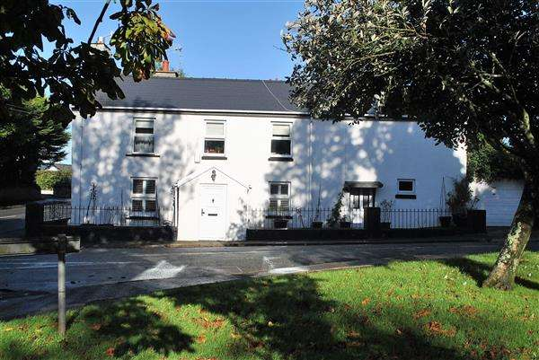 4 Bedrooms Semi Detached House for sale in Whitehall Cottage, The Green, Pembroke