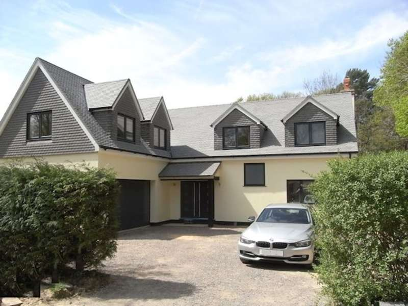 5 Bedrooms Detached House for sale in Durfold Wood