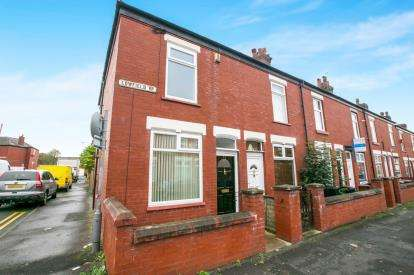 2 Bedrooms End Of Terrace House for sale in Lowfield Road, Shaw Heath, Stockport, Cheshire