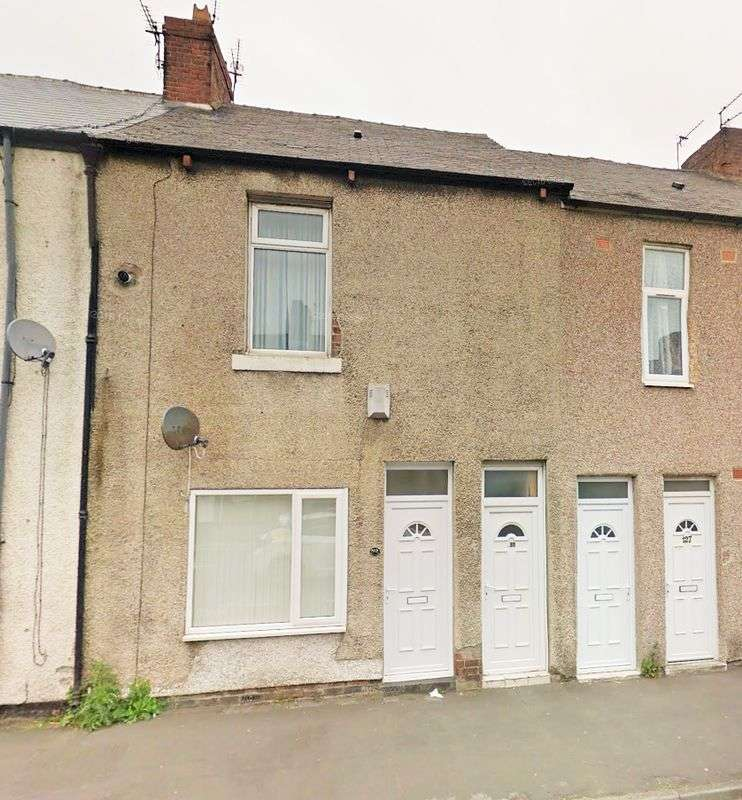1 Bedroom Flat for sale in Astley Road, Whitley Bay